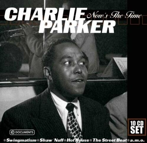 10 CD ''Charlie Parker''