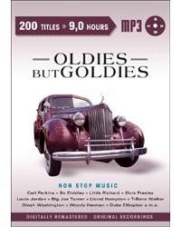 CD MP3 Oldies But Goldies