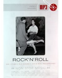 CD MP3 Rock'N'Roll