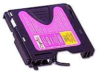 ''Modifier'' pour cartouche LC980M et LC1100M - Magenta