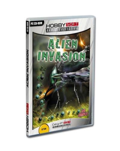Jeu PC Alien Invasion à tout petit prix.