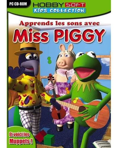 Apprends les sons avec ''Miss Piggy''