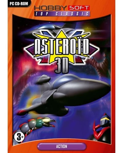 Asteroid 3D