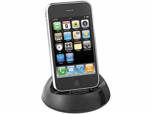 Station d'accueil pour iPhone & iPod