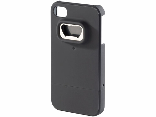 Coque de protection pour iPhone 4/4S décapsuleur intégré