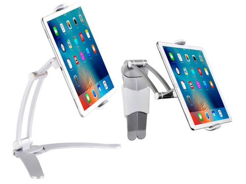 """Support de table et mural pour iPad et tablette jusqu'à 12,9"""" TPS-130"""