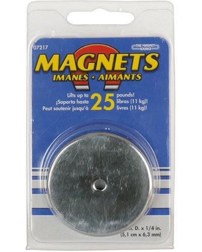 Aimant diamètre 51 mm - pour charge jusqu'à 11 Kg