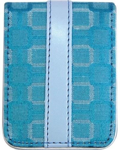Pochette pour iPod Nano 3G et Auvisio DMP-160.mini - Bleu