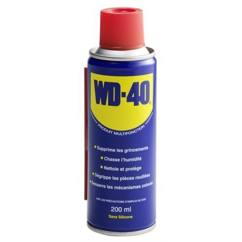 Dégrippant WD-40 200 Ml