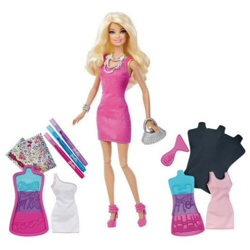 Barbie : Atelier couleurs & style