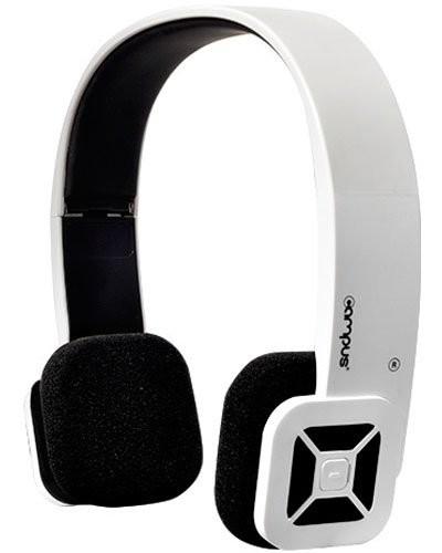 Micro Casque Audio Bluetooth Sans Fil Campus Manhattan Pas Cher