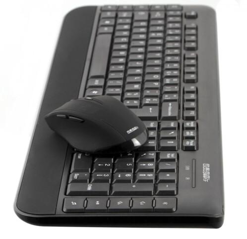 Kit clavier + souris sans fil USB