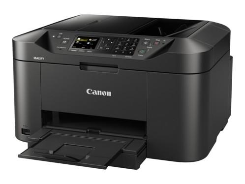 imprimante jet d'encre multifonction professionnelle avec scanner canon maxify mb2150