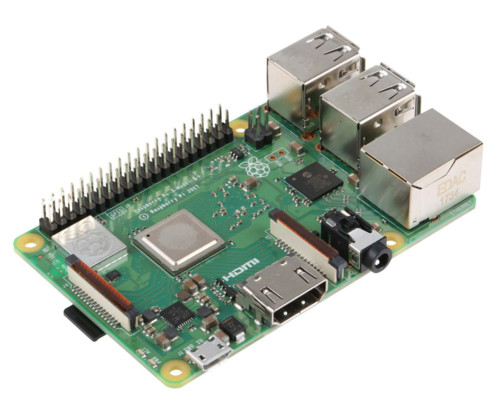 Raspberry Pi 3 - type B+ (ARM Cortex-A53, 1 Go RAM)