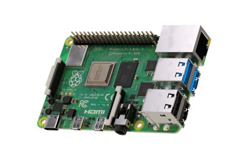 Raspberry Pi 4 Type B - ARM Cortex-A72 - 2 Go