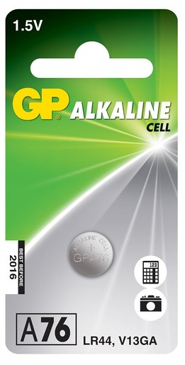 pile bouton gp lr44 V13GA, A76, AG13, L1154, A357, LR1154, PX675, PX675A, G13A, G13-A, 357A, RPX675, D76A, PX76A, GPA76, 1128MP, 1166A, S76, MR44, d357, d357h, AG-13