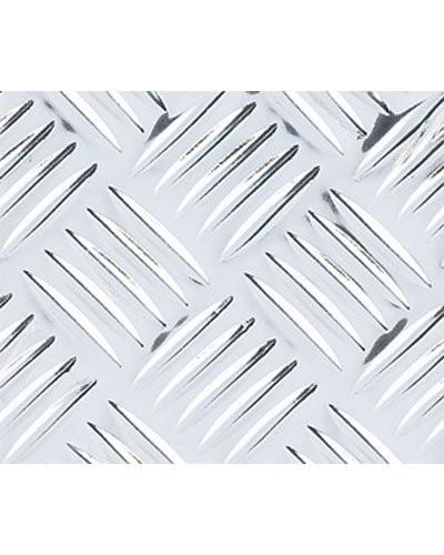 Autocollant décoratif ''Effet métal'' 40 X 100 cm
