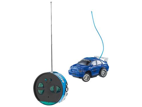 Voiturette téléguidée bleue ''Micro Race Car'' 40 Mhz