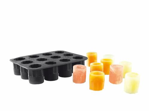 Moule en silicone pour faire 12 verres de glace