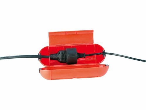 Capsule étanche pour raccord électrique