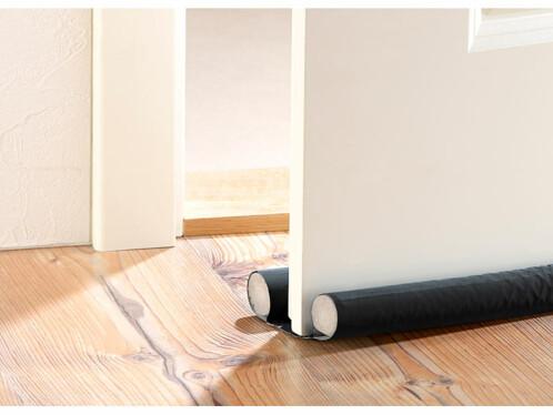 boudin de porte double en mousse isolante pour porte et. Black Bedroom Furniture Sets. Home Design Ideas
