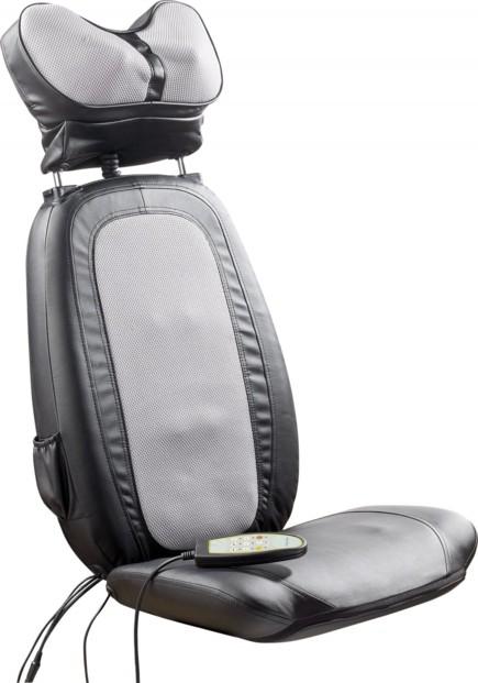 Siège de massage Shiatsu pour chaises et fauteuils