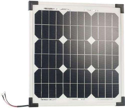 Panneau solaire mobile monocristallin ''PHO-2000'' 20 W