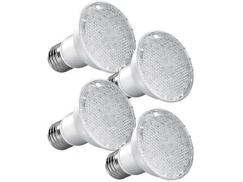 4 Ampoules de croissance 168 LED E27 ''Fast Grow Pro''