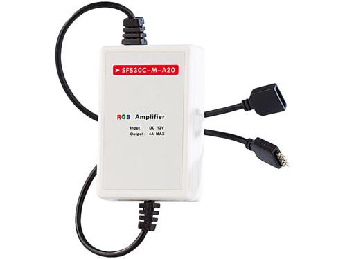 Amplificateur pour module SMD multicolore