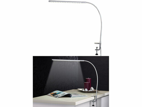 Lampe de bureau orientable à LED