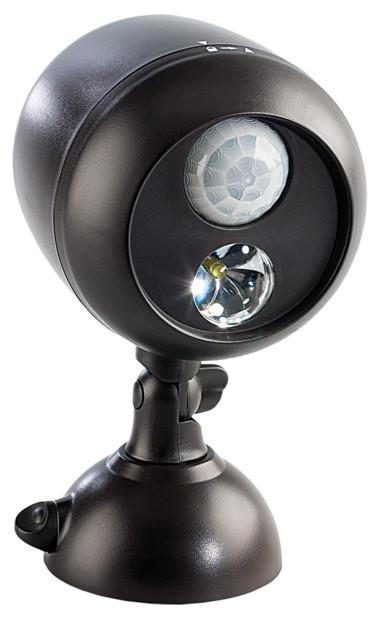 Lampe murale avec détecteur de mouvement