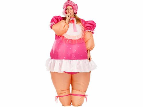 Costume gonflable ''Bébé Géant''