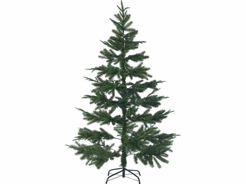 Sapin de Noël artificiel avec support - 180 cm