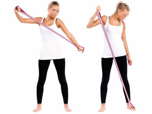 Élastique de fitness 85 cm