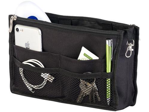 organiseur de sac a main pochette poches pour clés cable telephone smartphone objets