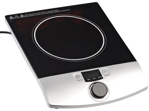Plaque de cuisson à induction 2000 W pour casseroles - Jusqu'à 200°C