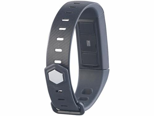 Bracelet fitness avec fonctions bluetooth, tensiomètre et cardiofréquencemètre FBT-62.BD