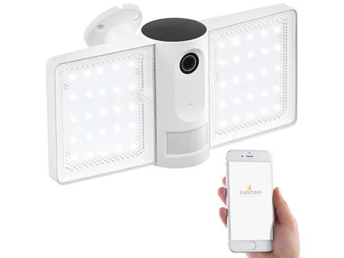 Caméra de surveillance connectée FLK-100.app.