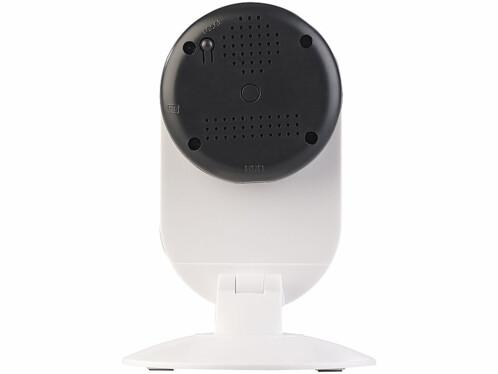 mini camera de surveillance intérieure sans fil ipc-220 pearl avec detecteur de mouvement et vision nocturne