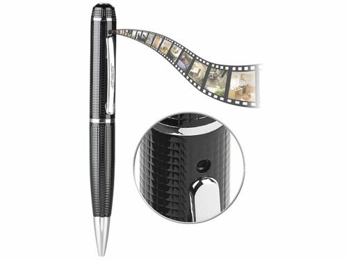 Caméra stylo Full HD avec fonction photo DV-900.fhd