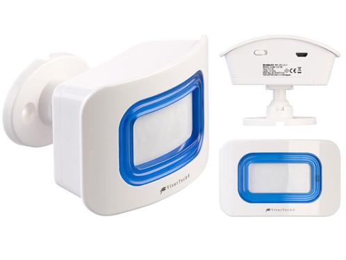 Système d'alarme connecté compatible Alexa XMD-3000.avs - 3 accessoires
