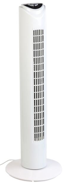 ventilateur colonne connecté avec application et compatibilité wifi amazon alexa google assistant