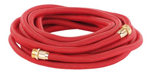 tuyau d'arrosage extensible rouge 10 m à 30 m royal gardineer