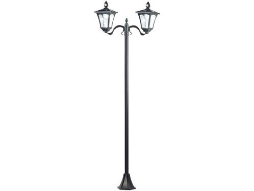 lanterne de jardin solaire style lanterne paris belle époque en fonte royal gardineer