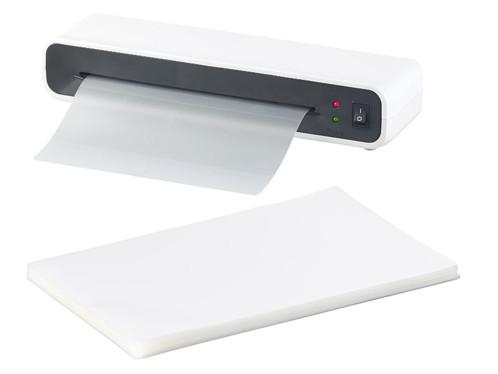 plastifieuse A4 A5 A6 affiche CV avec 40 pochettes de plastification A4 general Office lg-410