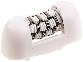 Embout épilateur pour râpe électrique anti-callosités 5 en 1
