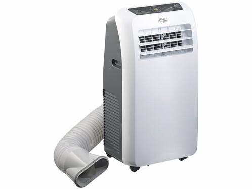 climatiseur electrique 2600w pour grandes pièces avec connexion wifi et application compatible alexa google android
