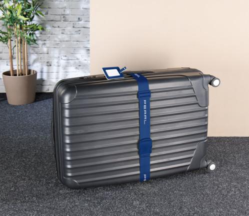 sangle valise avec tiquette d 39 identification 2m en. Black Bedroom Furniture Sets. Home Design Ideas