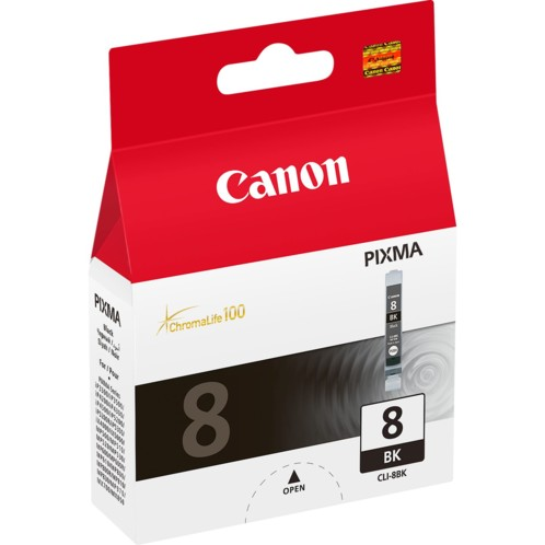 Cartouche originale Canon CLI8BK - Noir