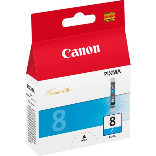 Cartouche originale Canon CLI8C - Cyan
